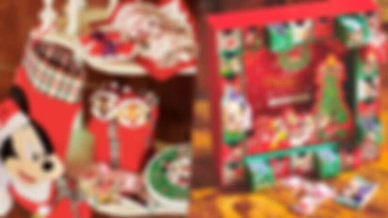 迪士尼推出「2019聖誕倒數月曆」米奇米妮、冰雪奇緣、奇奇蒂蒂、星際大戰…5款聖誕禮物推薦