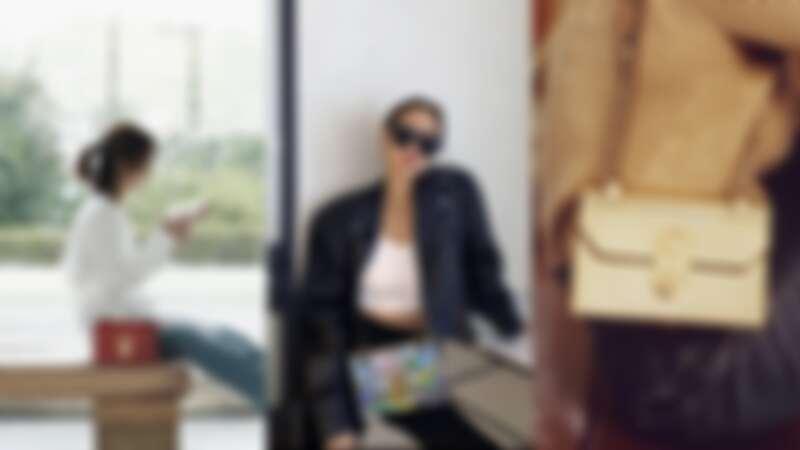 孫芸芸、陳庭妮搶先揹上全新Elisa手袋!簡單3重點帶妳認識Christian Louboutin 2020春夏系列