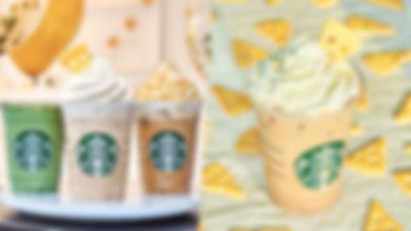 超罪惡!韓國星巴克推「起司奶霜白摩卡」超綿密奶油搭配超萌起司片罪惡指數爆棚