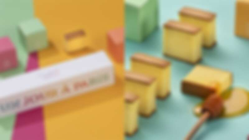 伴手禮推薦!昂舒巴黎X 7-ELEVEN推「蜂蜜蛋糕」古法爐烤,新年禮盒新選擇