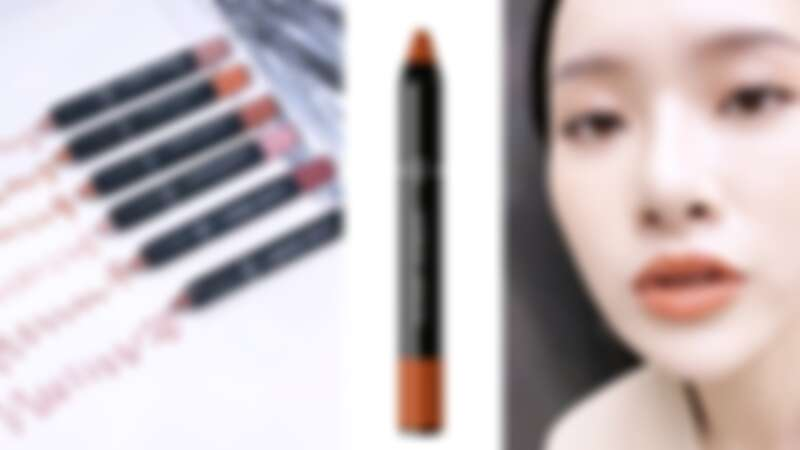 ARMANI首度推出口紅筆!Giorgio Armani奢華訂製美唇色筆#3可可奶茶,美到小紅書網友都暴動