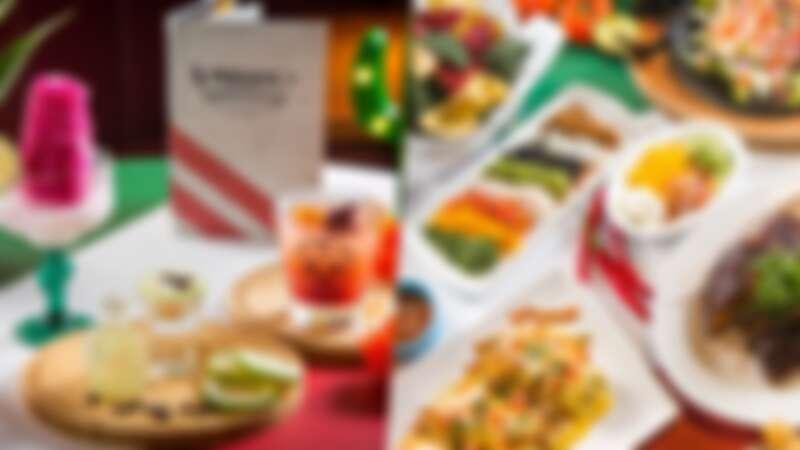 一秒到墨西哥!TGI FRIDAYS推全新11款墨西哥道地餐點,必喝艷陽歐洽塔、血之花夜總會