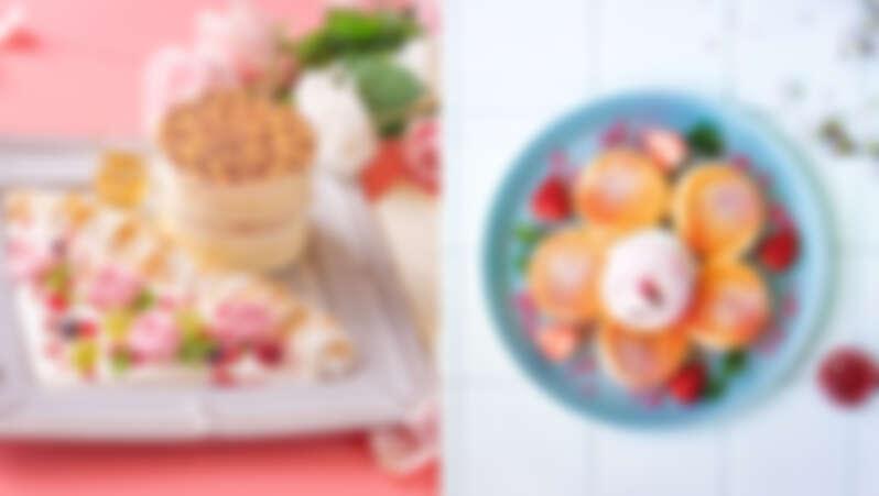 櫻花祭限定!誠品生活推櫻花舒芙蕾、花香草莓拿鐵,邀你用味蕾賞櫻