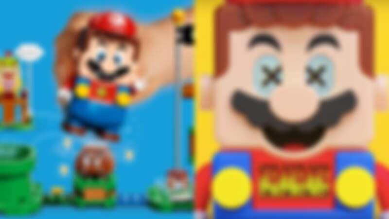「樂高超級瑪利歐」積木開放預購!會變換表情、收集金幣,神還原遊戲元素絕對要入手