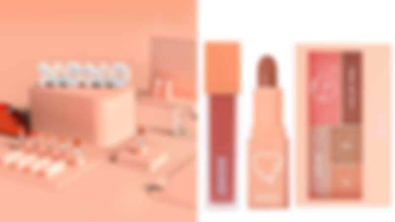 泰國彩妝XOXO 2020年終於引進台灣,必買3大商品推薦,桃色包裝的唇釉、霧面唇膏、眼影腮紅盤真的「泰」欠收