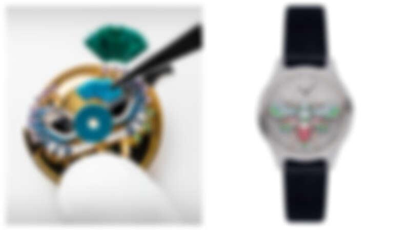 夢幻腕錶迷必收,Dior Bal à Paris 系列腕錶推出神秘的威尼斯面具和活潑可愛的蜜蜂作品,再創工藝與想像力的巔峰!
