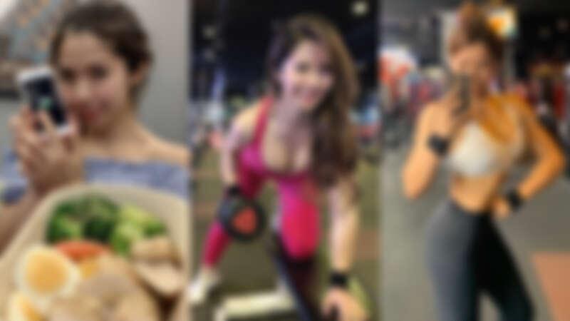 """健美冠軍鋼鐵小廚娘914:從三鐵到鋼管舞蹈、再到重訓健美,力與美的結合一直是我最""""野""""的運動指標!"""