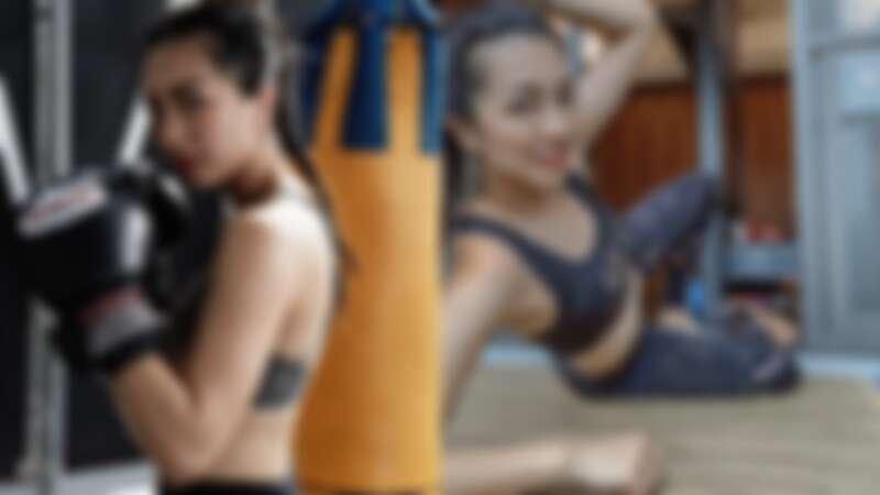 泰拳就是夢想!Sabrina吳怡德 愛打拳、還為台灣人帶來泰國教練!