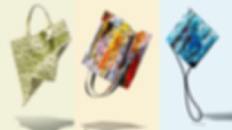 融入日常生活的行動藝術,三宅一生2020春夏BAO BAO再升級,5大系列色彩繽紛多彩上演時尚滿點的視覺新章!