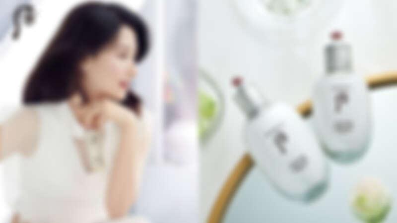 美白從來沒卡關過的李英愛,公開保養新招「雪白珍珠瓶+1」!已經讓韓國女生全部動起來買爆了!大家快追〜