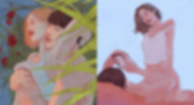 有點色色有點甜!韓國IG情慾插畫家김수민,描繪男女間的親密視角,讓人臉紅心跳!