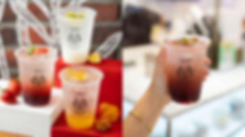 KIEHL'S COFFEE HOUSE 把契爾氏經典的金盞花變成鳳梨芒果氣泡飲,一喝就是夏日的味道