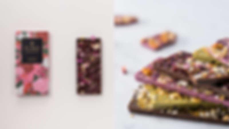 這巧克力太美了!「福灣巧克力」推出全新禮盒,融合九份、阿里山、日月潭、太麻里台灣4大美景