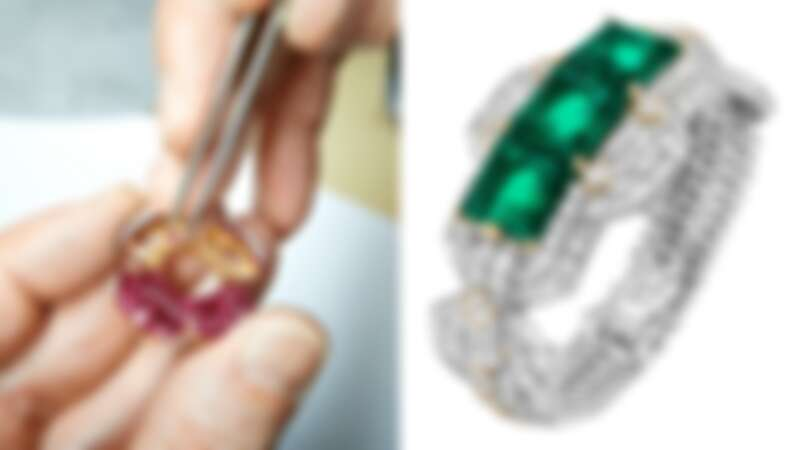 祖母綠手環要價3億!Van Cleef & Arpels捎來200件頂級作品,集工藝與風格於一堂