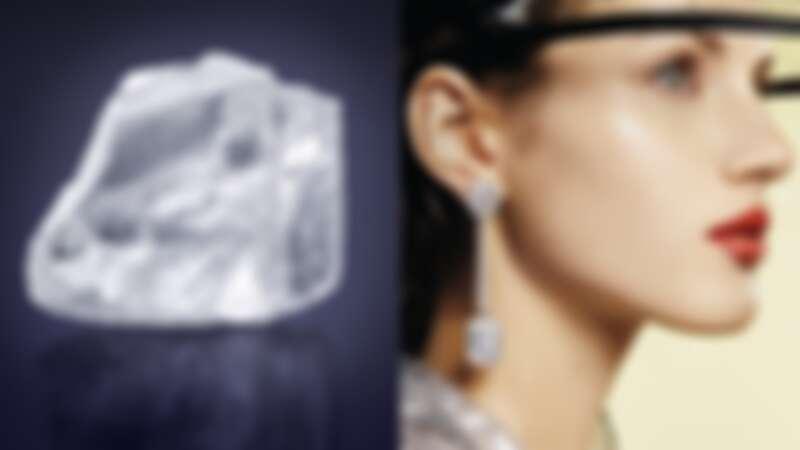 沒有最大只有更大!476克拉原鑽、無暇彩鑽與彩寶…Graff Diamonds珠寶展登場