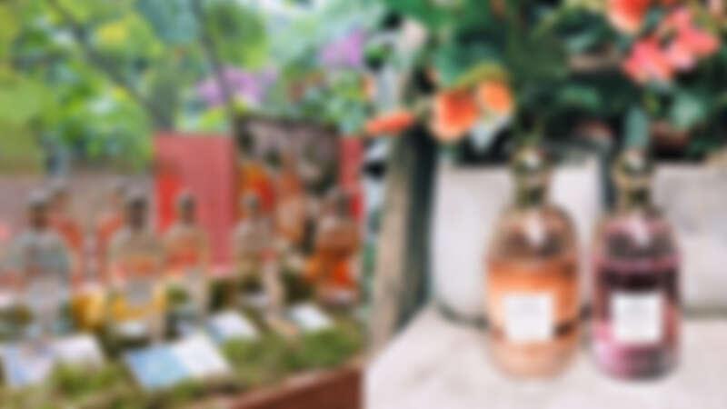 最適合夏天的清爽香水!2020嬌蘭花草水語新增柑橘調「日光澄香」+果香調「夏恣紅榴」