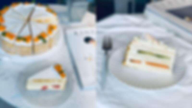 《時飴Approprié》推出「楊枝甘露千層蛋糕」了!頂級哈密瓜「阿露斯千層蛋糕」絕美雙色口味同步上市