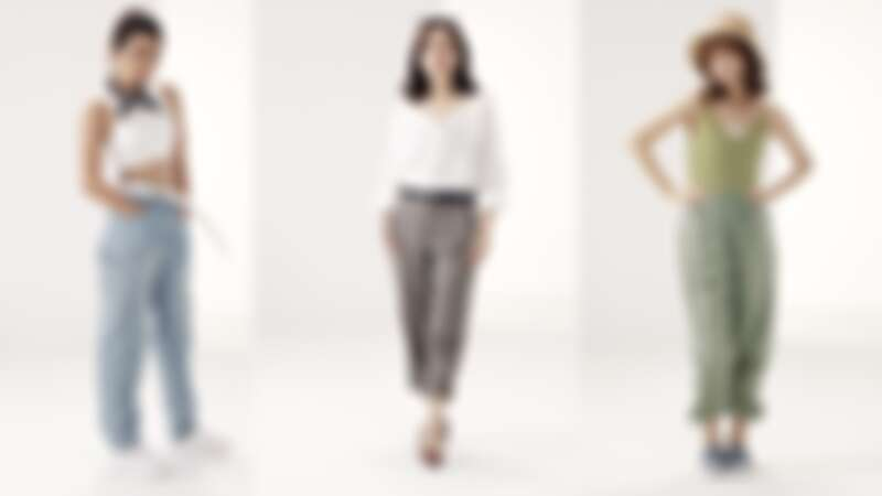 承包夏季所有風潮話題單品的淘寶台灣生火時尚秀真的超欠買!Angelina、Ellie、Nina三位潮模演繹的每一款服飾,M編全部都很想要!
