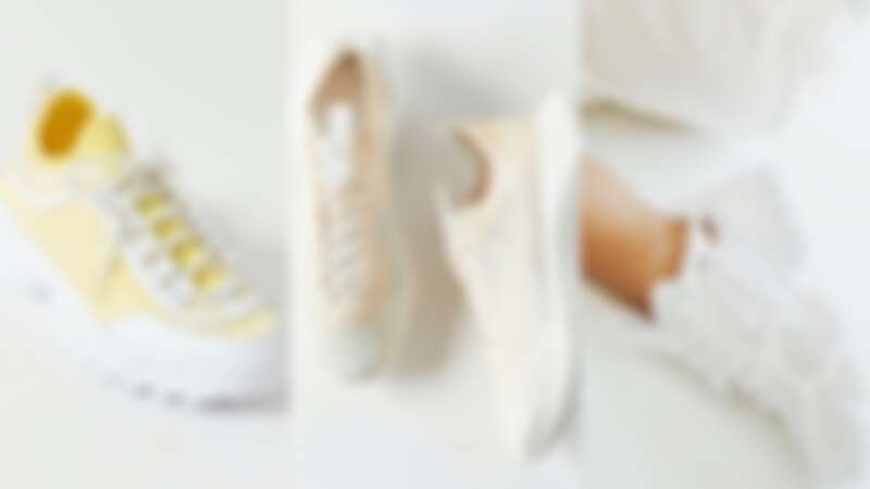 仙氣漸層色、果凍感透視...兼具時髦與機能性的透氣運動鞋大集合(持續更新