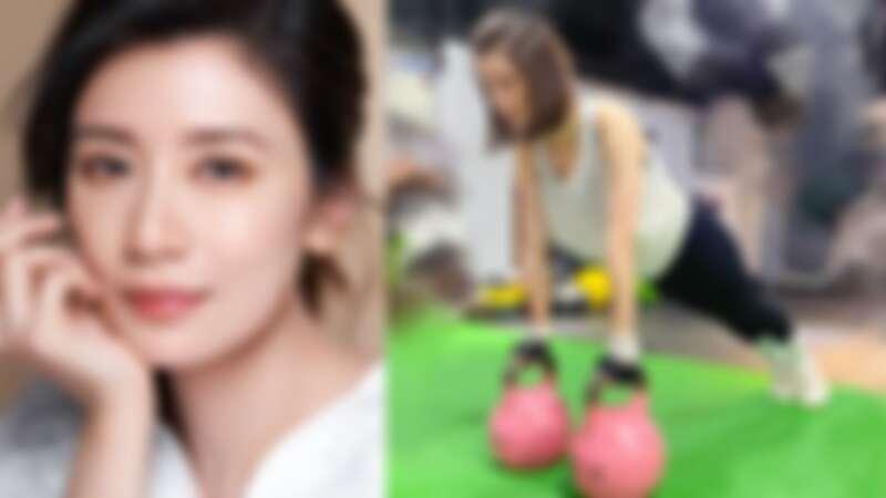 賈靜雯「少女顏好氣色」養成關鍵:運動後讓肌膚自體透光、每天喝一杯綠拿鐵!