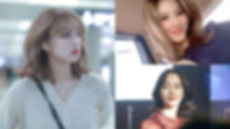 2020韓系短髮造型,又甜又酷的「外翹短髮」,直接變身道地韓妞!