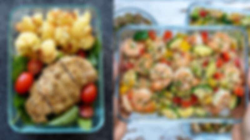 2款花椰菜新吃法!花椰菜飯糰、蝦仁炒蛋花椰菜飯食譜做起來,健康又能瘦!