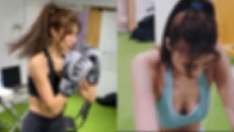 野女孩紀艾希:跟男友吵架最好用的武器,女孩們來學泰拳吧!