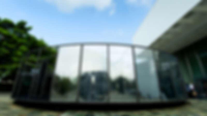 迷走在《膜》的黑盒子!北美館X-site計畫首獎作品運用偏光片反黑現實維度