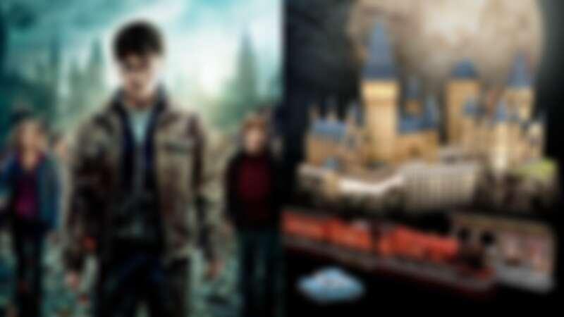 《哈利波特》經典場景全變立體拼圖!神還原霍格華茲城堡、九又四分之三月台,超簡單就能重現魔法世界