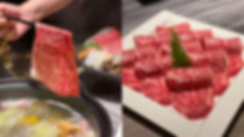 《食令·shabu》隱身台北101的精品火鍋!A5鹿兒島和牛、法國頂級藍龍蝦...情侶浪漫約會新選擇