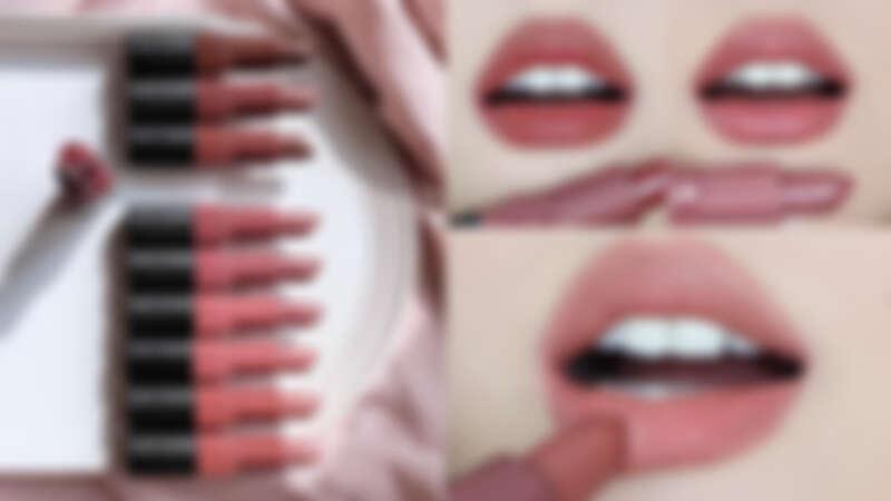 Bobbi Brown迷戀輕吻唇膏新增「奶茶可可色」10色,美得直戳小心臟!