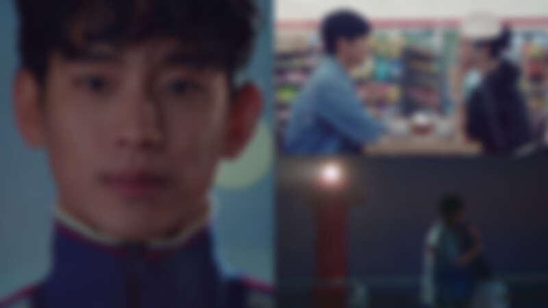 金秀賢《雖然是精神病但沒關係》第4集,喪屍小孩、雨中燈塔隱喻,編劇導演演員三位一體超完美!