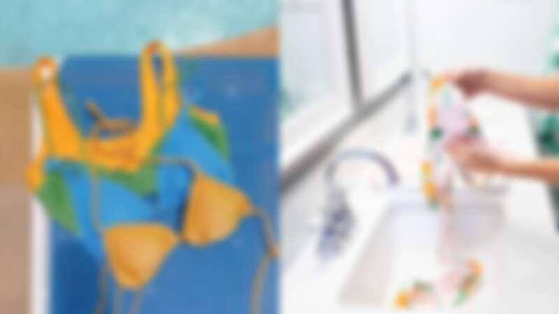 你知道泳衣也要保養嗎?六大步驟教你如何延長泳衣壽命!