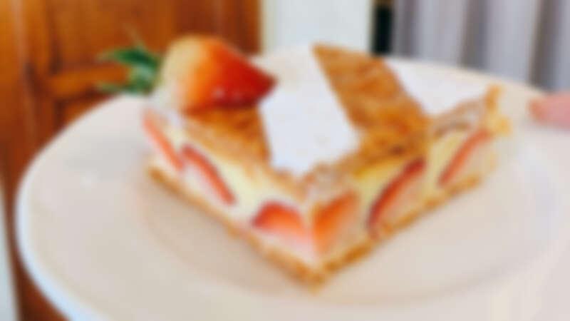"""狂歡法國國慶!""""PAUL""""第三年最新推出「草莓千層派」買一送一!"""