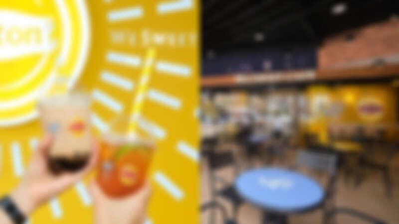 全聯We Sweet Café咖啡廳台北也有了!攜手「立頓」打造期間限定飲品、甜點, 7/4正式開幕