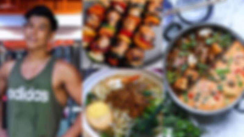 減肥期外出用餐不用怕!型男營養師RICKY外食減醣攻略要教妳 餐廳/小吃店/燒烤店/火鍋店怎麼吃!