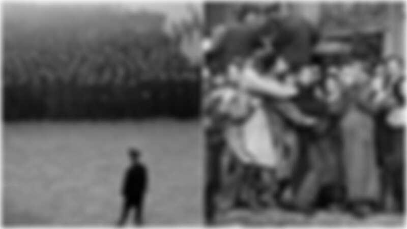 《布列松在中國》北美館重量級特展,紀實攝影大師的中國「決定性瞬間」