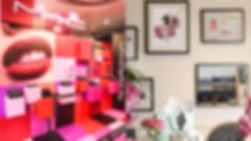 2020年最好玩的美妝快閃打卡點:M.A.C色彩遊樂園、DARPHIN朵法粉紅花店