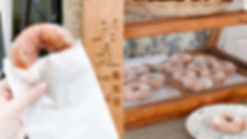 【台南麵包店】於是麵包必吃地瓜鮮奶甜甜圈、生巧克力吐司,現做現烤隱身在老宅中的優雅麵包
