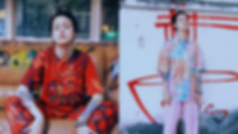 【台北女孩】混血刺青藝術家高西,在肌膚之上