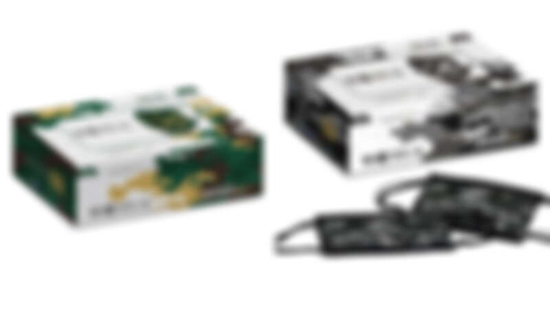 PChome 24h購物開賣中衛口罩兩款特殊色!「軍綠迷彩」、「酷黑迷彩」組合上架,7/9下午15:00開搶
