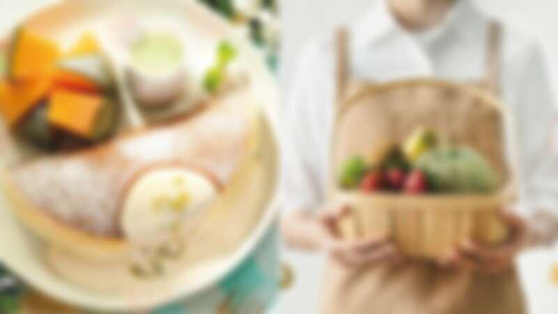 哈密瓜來了!Woosa屋莎推限量哈密瓜舒芙蕾、綜合水果鬆餅,鹹食也有新品登場