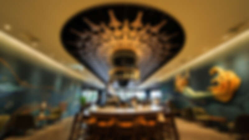 星巴克「高雄夢時代門市」正式開幕!首間以海洋意象為設計、配備最新咖啡機型,4大亮點一次看