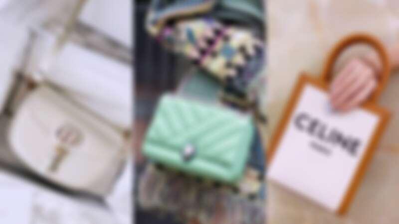 早秋&秋冬新包報到!Bvlgari、Dior、CELINE...各大精品品牌包包盤點(持續更新