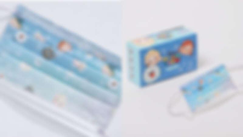 中衛口罩推出超萌「迪士尼Tsum Tsum」花色!7/13正式開賣,實體販售通路、排隊時間出爐