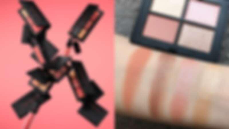 NARS高潮再進化ORGASM X!絕美三色頰彩盤必收,濃烈蜜桃橘金超性感,還首度推出四色眼影