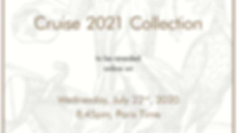2021早春度假系列|Dior時裝秀直播線上看!將在7/23凌晨2點45分登場