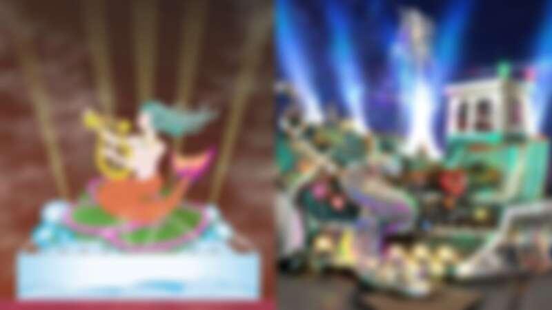 「2020澎湖國際海灣燈光節」9/12登場!全台唯一海陸燈光水舞主燈秀、8公尺高美人魚主燈,整整兩個月嗨翻海島