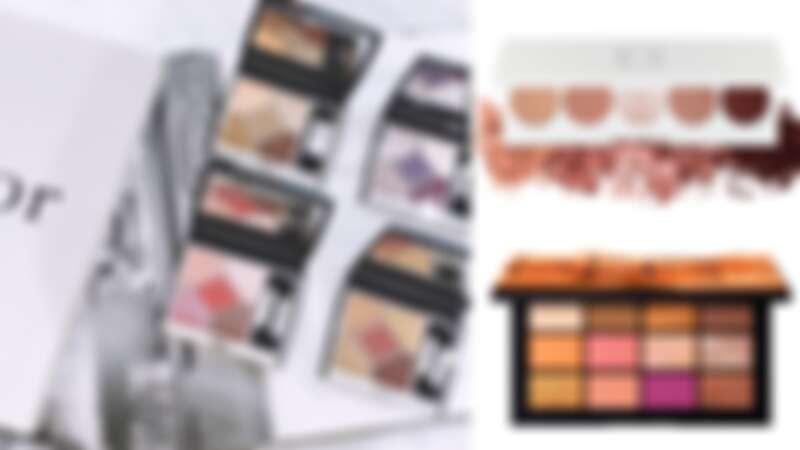 2020年必收零廢色眼影盤10款推薦:Dior、3INA、PONY EFFECT、KAIBEAUTY、ETUDE HOUSE、THREE、植村秀、Tom Ford、NARS、香緹卡、OFRA