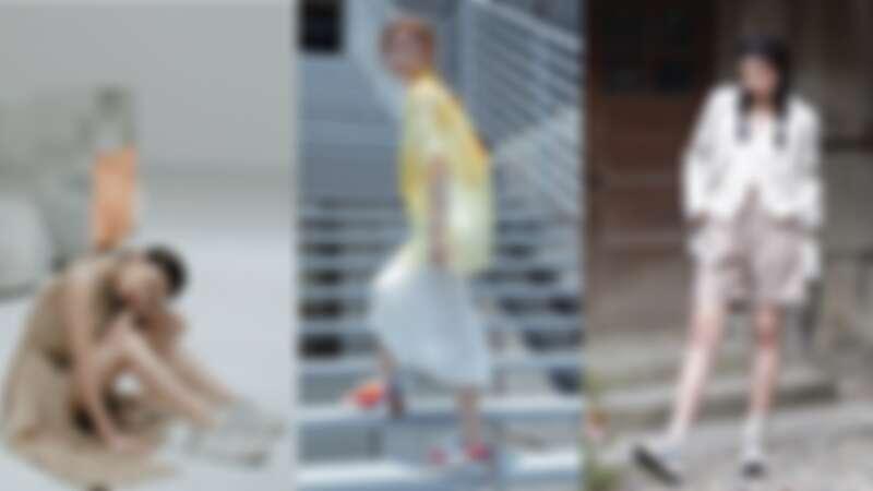 New Balance復古再下一城「糖果色327潮鞋」IG潮人葛盈瑄、Cindy、薛妞妞、Cos怎麼駕馭?本篇有穿搭解答!